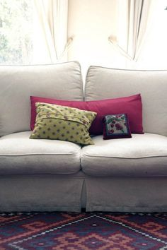 6 Projects Showing How To Reupholster An Old Sofa. Keamey Motion Sectional Sofa 8336 By Homelegance. Home and Family Ashley Furniture Sofas, Outdoor Furniture Covers, Reupholster Couch, Couch Cushions, Couch Covers, Cool House Designs, Sectional Sofa, Link, Home