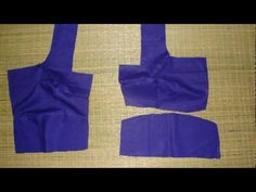 LETS SEE HOW TO SEW A SARI BLOUSE