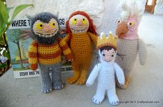Where the Wild Things Are from CRAFTYisCOOL