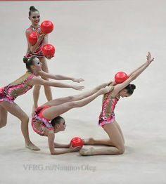 Rhythmic Group Gymnastics