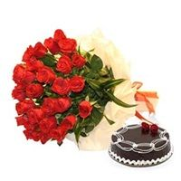 Online Flowers and Cakes