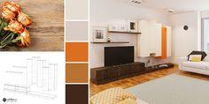 Combinația de culori, formele, alegerea și dispunerea mobilierului potrivit, toate vor face din living-ul tău o adevărată operă de artă! 🖼🌹🦋 Living, Contemporary, Rugs, Home Decor, Farmhouse Rugs, Decoration Home, Room Decor, Carpets, Interior Design