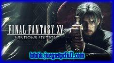 Descargar Final Fantasy XV Windows Edition   Full   Español   Mega   Torrent   Iso   Elamigos   JuegosPcFull   Descargar Juegos para pc   FINAL FANTASY XV WINDOWS EDITION, Incluye todos los contenidos lanzados con las actualizaciones del juego (la ruta alternativa del capítulo 13, la versión todoterreno del Regalia...