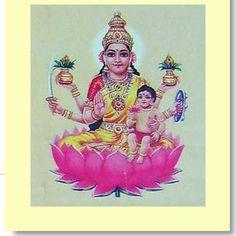 Explore the 8 Forms of Lakshmi: Santana-Lakshmi