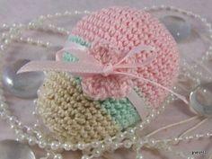 crochet easter patterns | Crochet Easter Egg Pattern | Marie's craft ideas