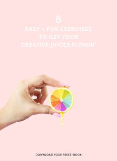 8 Fun Exercises to Boost Creativity + Free E-Book! on Kemystry.life