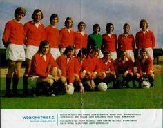 Workington Town in Bill Shankly, Liverpool Fc, Football, History, 1970s, Soccer, Futbol, Historia, American Football
