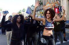 "Dissent: The Most ""Un-American"" American Value - http://www.laprogressive.com/americans-stop-protesting/"