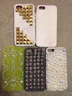 Diy phones cases