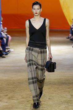 Céline Spring 2016 Ready-to-Wear Fashion Show - Katlin Aas (IMG)