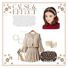 """""""Cause & Effect"""" by natalie1789 ❤ liked on Polyvore featuring Envi, Vince Camuto, Wet Seal, Chinese Laundry, Lipsy and H&M"""