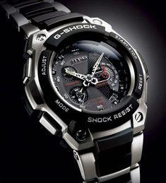 6ba9b9fceca Famous G Shock watches - Casio GShock watch Atomic Watch
