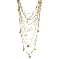 Bee Charming Jewelry Vintage Great Gatsby Necklace ($138) ❤ liked on Polyvore featuring jewelry, necklaces, accessories, colares, collares, crystal, women, bead necklace, bib necklace and beaded collar necklace