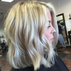 BLONDE | TEXTURED | LOB