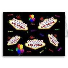 Have a fabulous las vegas birthday card card pinterest vegas my fabulous las vegas birthday party card m4hsunfo