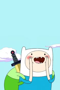 Feeling Adventure Time Lately Adventure Time Finn, Cartoon Adventure Time, Adventure Time Characters, Cartoon Shows, Cute Cartoon, Cartoon Characters, Finn The Human, Princesse Chewing-gum, Abenteuerzeit Mit Finn Und Jake