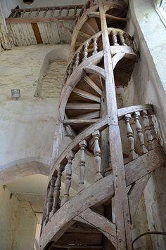 Eglise Saint-Germain. La Ferté-Loupière (Yonne) -  Bourgogne