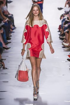 Fashionista Smile: Fashion, Beauty and Style: Diane von Furstenberg: La Dolce Vita - Spring 2013