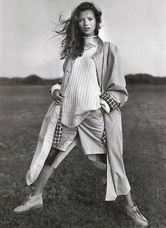 Kate Moss for Banana Republic