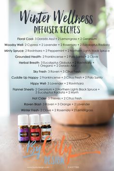 Check out these 30 Essential Oils for Cold Weather Wellness plus 12 inspiring Essential Oil Diffuser recipes for cold weather. Essential Oils diffuser recipes for wellness. Essential Oils for beginners.