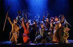 Wicked 10/14/2013 7:30PM Apollo Victoria Theatre London, GL