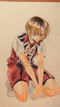taroさん (@taroo819) / Twitter Sketches, Art Sketchbook, Drawings, Manga Drawing, Cute Art, Haikyuu Anime, Anime Sketch, Haikyuu Fanart, Drawing Challenge