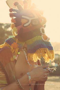 My favorite mask this year Bestival, Best Masks, Ruffle Blouse, My Favorite Things, Women, Fashion, Moda, Fashion Styles, Fashion Illustrations