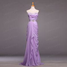 09c23bc3 A showcase of dreamy gowns inspired by Ariel's purple dress in Disney's 'The  Little Mermaid