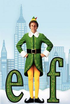 2003 Will Ferrell Christmas movie, Elf 5 Best Holiday Movies- These are 5 best Christmas movies to keep you and yours warm and entertained this holiday season! Including old classics and new favourites Elf Movie, Movie Tv, Will Ferrell, Best Holiday Movies, Great Movies, Xmas Movies, Awesome Movies, Favorite Holiday, Elf