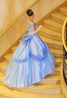 Custom Off Shoulder Disney Wedding by KarenTrends on Etsy, $328.00