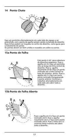 Manual bordado