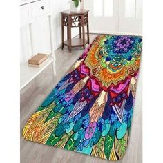 SHARE & Get it FREE   Bohemian Floral Antiskid Bath RugFor Fashion Lovers only:80,000+ Items·FREE SHIPPING Join Dresslily: Get YOUR $50 NOW!