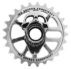 The Shadow Conspiracy Scream Sprocket High Polish for sale online Bmx Bicycle, Bmx Bikes, Cool Bikes, Motorcycles, Cycling Quotes, Cycling Art, Cycling Jerseys, Bmx 20, Shadow Conspiracy