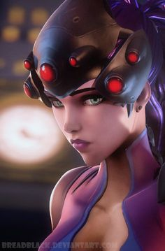 Widowmaker Overwatch by Breadblack on DeviantArt