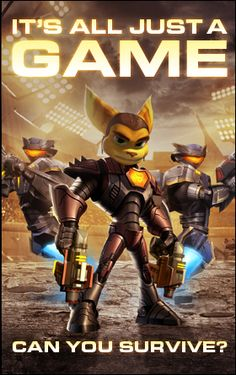 In Ratchet: Deadlocked, Ratchet and Clank are captured and forced to compete on an underground reality combat sport show. The show, which features abducted ...