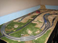 N Scale Model Railroad