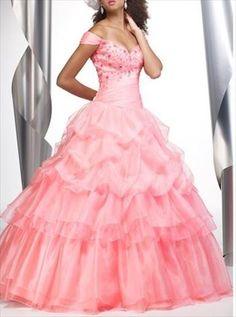 Rosette - Robes princesses - Saphir collection - Corbin Designer, robes sur mesure