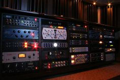 #SPL #Passeq installed @ Germano Studios New York (Studio 2)