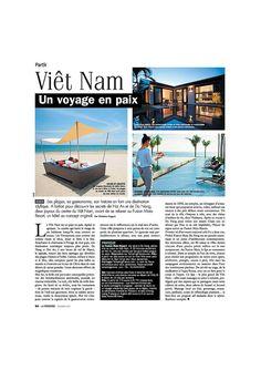 La Parisienne - Décembre 2012 - Un hôtel au concept original : le Fusion Maia au Vietnam...spa, spa & spa !