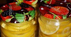 Cytrynki z miodem i rumem, miód , cukier, rum, cytryny, mama i pomocnicy, justyś Pickles, Cucumber, Food, Essen, Meals, Pickle, Yemek, Zucchini, Eten