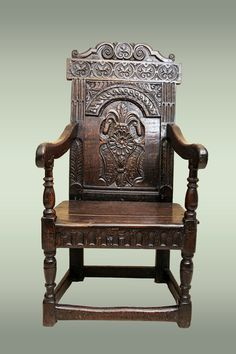 16th Century Armchair, Marhamchurch Antiques