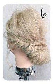 Rose Riddle Yule Hair