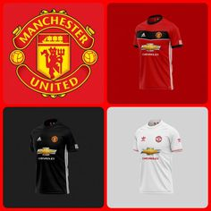 Manchester United, The Unit, Logo, England, Logos, Man United