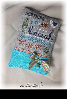 A Little Beach - Lizzie Kate