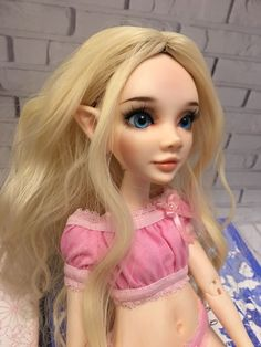 Elsa, Disney Characters, Fictional Characters, Dolls, Disney Princess, Artists, Puppet, Doll, Puppets