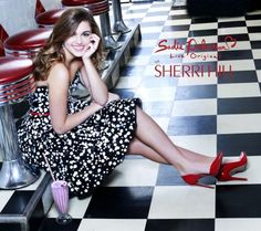 I'm going to get this one in yellow     Sherri Hill - Sadie Robertson Live Original - Prom Dress Collection