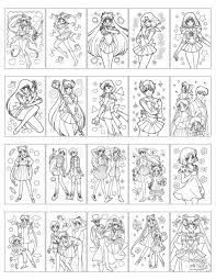 sailor jupiter coloring page sailor moon pinterest 6608 sailor coloring books pinterest sailor jupiter sailor moon and sailor - Sailor Moon Coloring Pages