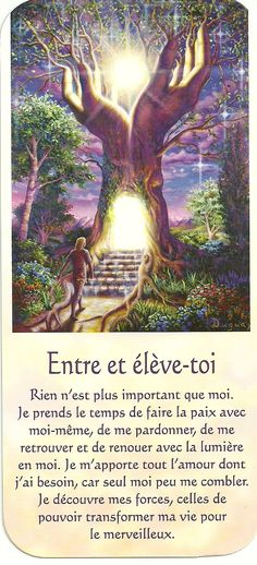 Mario Duguay- Message d'éveil Entre et élève-toi Miracle Morning Affirmations, Positive Affirmations, Positive Attitude, Positive Thoughts, Reiki, Chakras, Angel Guide, Spiritus, Self Empowerment