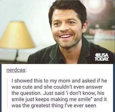This smile :3