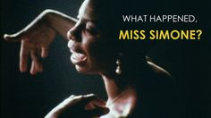 "Resenha sobre o documentário ""What Happened Miss Simone?""."